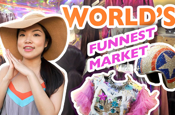 Chatuchak Weekend Market VLOG