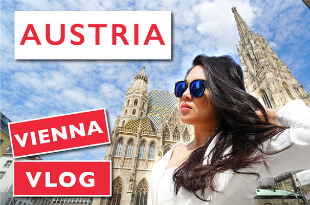 Vienna Food and Travel VLOG