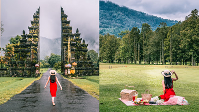 Iconic North Bali Destinations | Handara Golf and Resort Bali