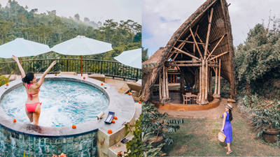 Exploring North Bali at Munduk Moding Plantation Nature Resort & Spa