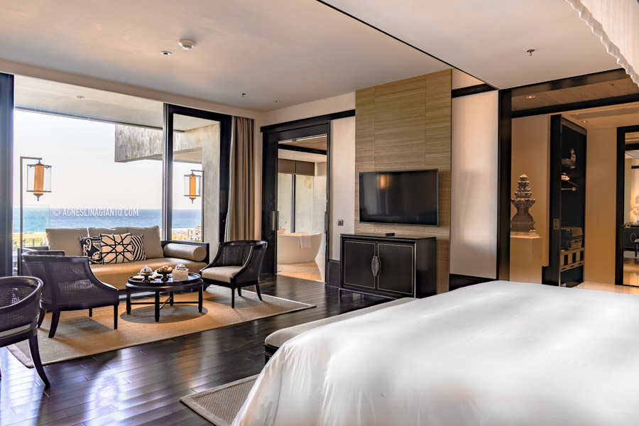 Bali Luxury Suite with Private Pool and Ocean View