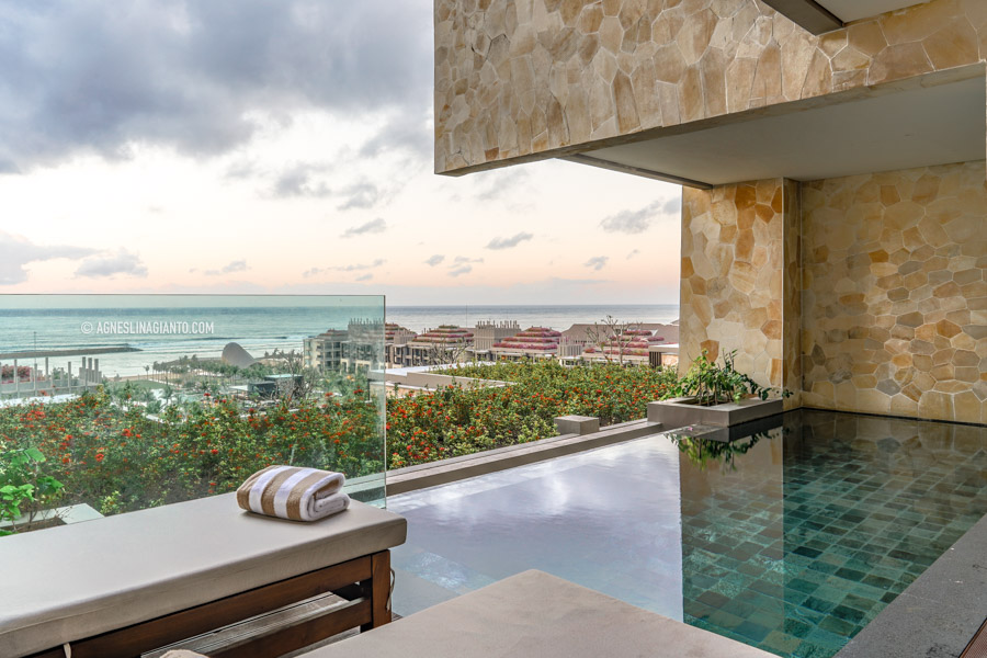 Nusa Dua Suite with Ocean View