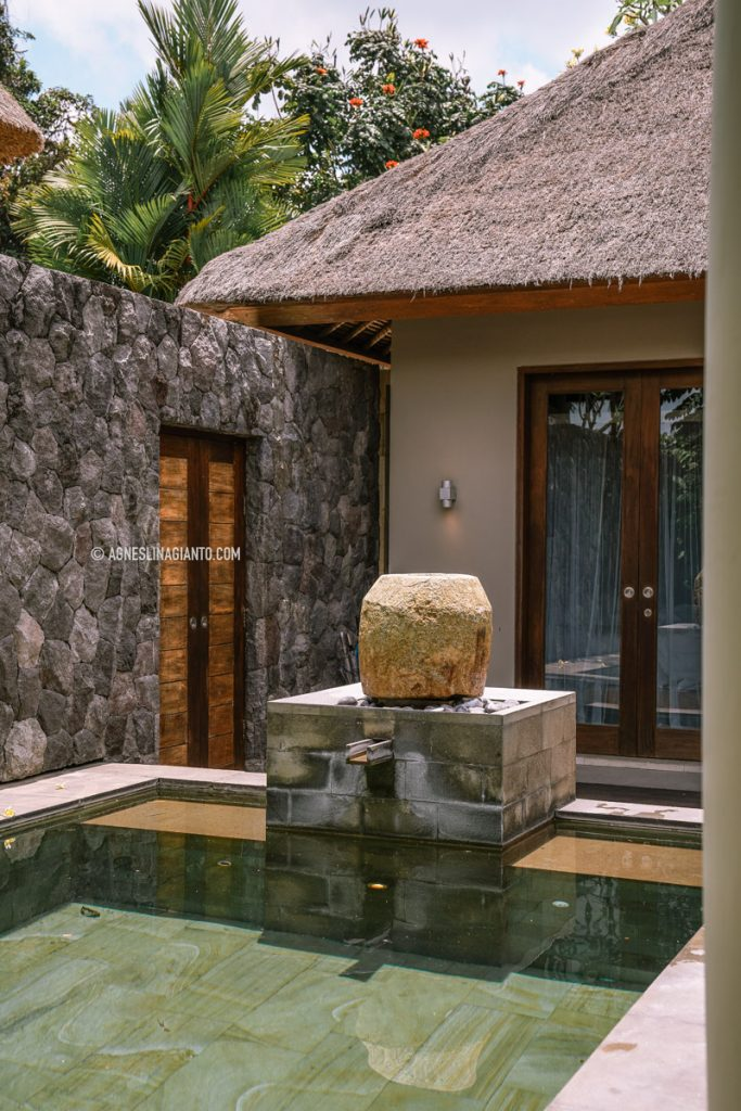 Private pool villa in Ubud at The Purist Villas Ubud